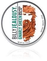 Billy Jealousy Beard Balm, Gnarly Sheen Woodsy, 2.0 oz.