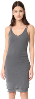 Stateside V Neck Tank Slip Dress