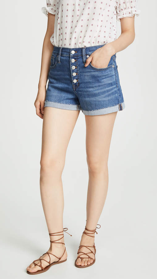 48bf91d44 Madewell Women's Shorts - ShopStyle