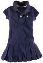 Ralph Lauren Girls 2-6x Toddler's & Little Girl's Polo Dress