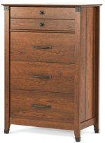Child Craft Redmond Coach Cherry 4-drawer Chest