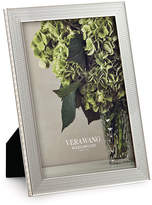 Vera Wang Wedgwood With Love Silver Photo Frame - 5x7""