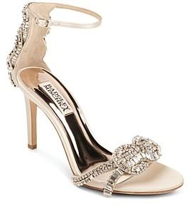 Badgley Mischka Women's Zadie Strappy High Heel Sandals