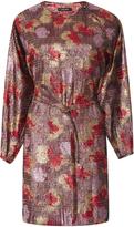 Isabel Marant Wensley Silk and Lurex® Dress