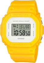 Baby-G Baby G Digital Series Watch Yellow