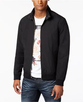 INC International Concepts Men's Snap-Collar Bomber Jacket, Created for Macy's