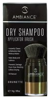 Ambiance Dry Shampoo Applicator Brush - Available in 5 Colors - Brunette