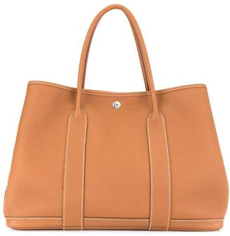 Hermes Pre-Owned 2012 Garden Party PM handbag
