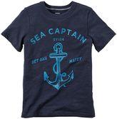 Carter's Baby Boy Nautical Graphic Tee