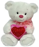 First & Main 10-Inch Lovey Cuddleup Plush Bear