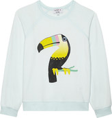 Wildfox Couture Toucan slub jumper 4-6 years