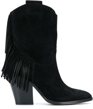 Ash Emotion suede boots