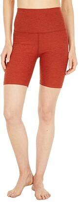 Beyond Yoga Spacedye High Waisted Biker Shorts