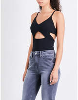 Good American Cut-out cami body