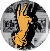 Royal Doulton Pure Evil Plate, 10.75-Inch, Bunny Fingers Limited Edition