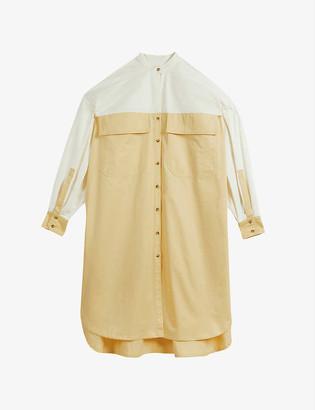 Ted Baker Romolow cotton midi dress