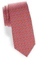Brooks Brothers Golf Print Silk Tie