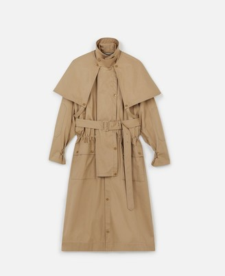 Stella McCartney Stacey Trench Coat, Women's
