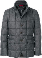Fay long sleeved puffer jacket