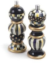 Mackenzie Childs MacKenzie-Childs Courtly Check Salt and Pepper Set