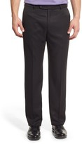 Ballin Men's Regular Fit Flat Front Trousers