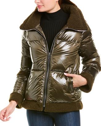Nicole Benisti Lenk Puffer Down Coat