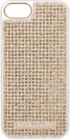 MICHAEL Michael Kors embellished iPhone 7 case