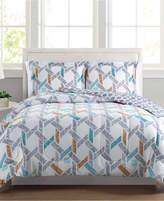 Pem America Flynn Reversible Comforter Set Collection,