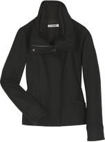 Jil Sander Dragon wool-blend jacket