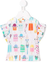 Fendi popsicle print dress