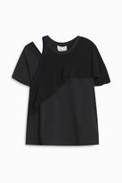 3.1 Phillip Lim Ruffle T-Shirt