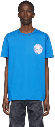 KIKO KOSTADINOV Blue Tulcea T-Shirt