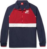 Nike - Sportswear Colour-block Shell Half-zip Jacket