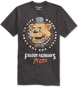 Bioworld Men's Freddy Fazbear Graphic-Print Cotton T-Shirt