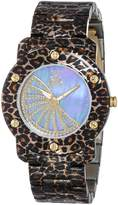Jivago Women's JV4415 Leopard Watch