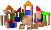 Plan Toys Blocks (50 pcs)