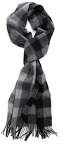 Nordstrom Men's 'Blocked Checks' Cashmere Scarf