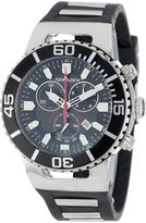 Torgoen Swiss Men's T24301 T24 200 ATM Chronograph Dive Watch