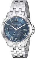Raymond Weil Tango - 8160-ST-00508 (Silver/Blue) Watches