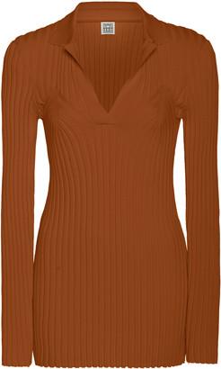 Totême Arradon Knitted Jersey Sweater