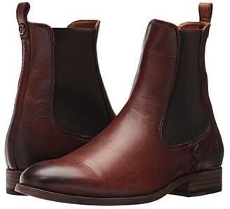 Frye Melissa Chelsea (Redwood) Women's Pull-on Boots