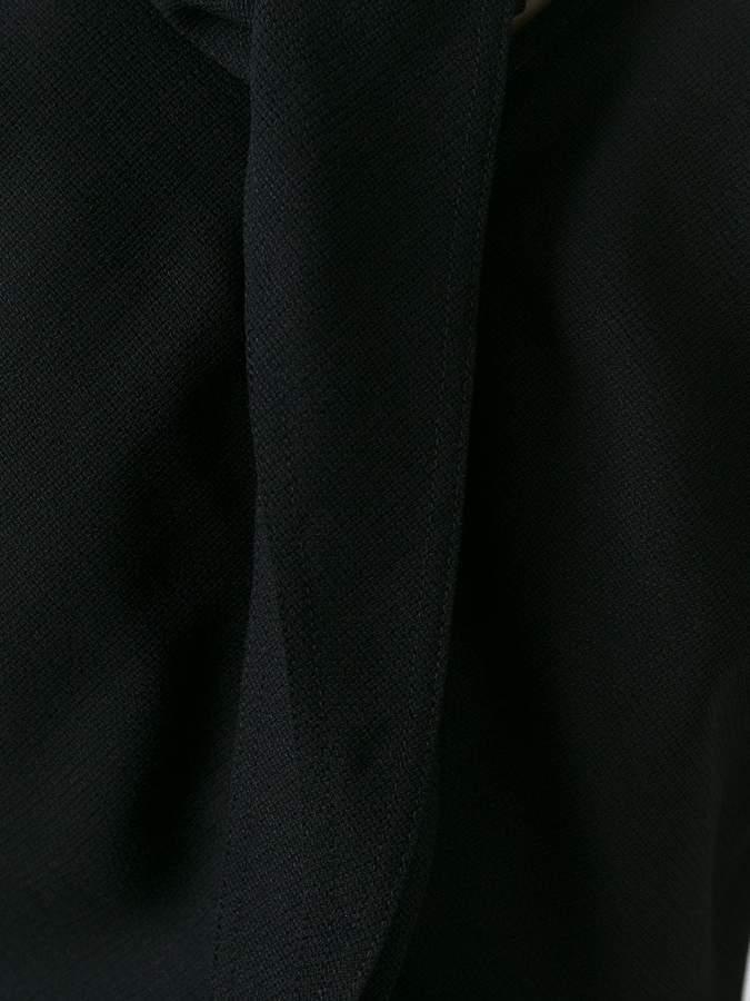 Rick Owens sleeveless column dress