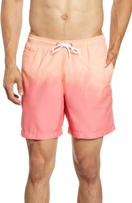 Trunks Surf & Swim Co. Dip Dye Sano Board Shorts