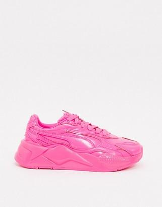 Puma RS-X3 pretty pink trainers