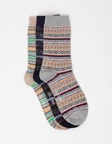 Globe Deluxe 3-Pack Socks