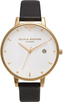 Olivia Burton OB16AM86 Queen Bee gold-plated watch