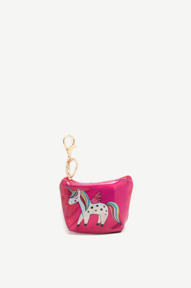 Ardene Unicorn Keychain Coin Purse for Girls