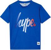 Hype France flag logo t-shirt 3-14 years