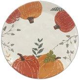 Harvest Pumpkin Dinner Plate