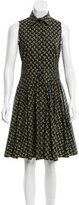 Michael Kors Knee-Length Sleeveless Dress w/ Tags